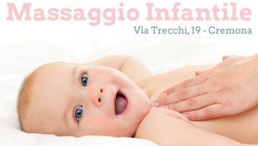 Baby Massage Cremona